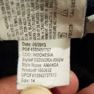 Gloria Vanderbilt Jeans - Gloria Vanderbilt Amanda Jeans